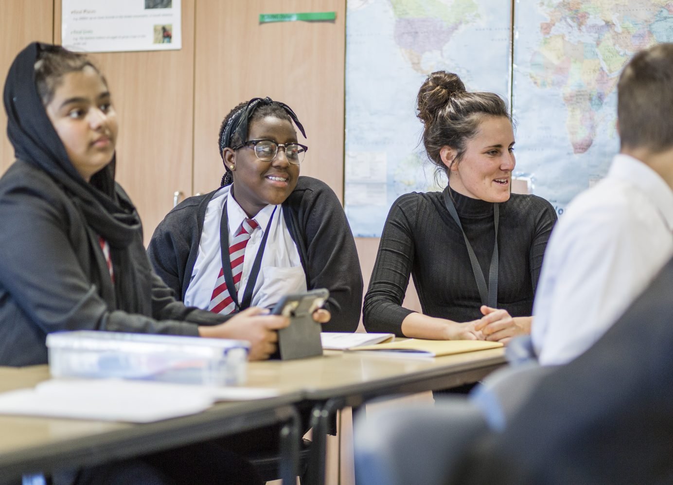 Become a teacher with Leicestershire Secondary SCITT and work in great schools